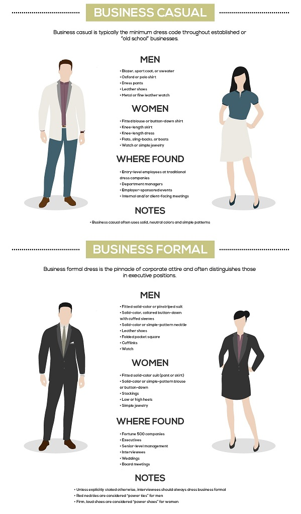 men business casual dress photo - 1