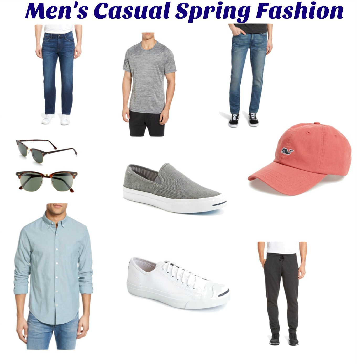 men business casual summer photo - 1