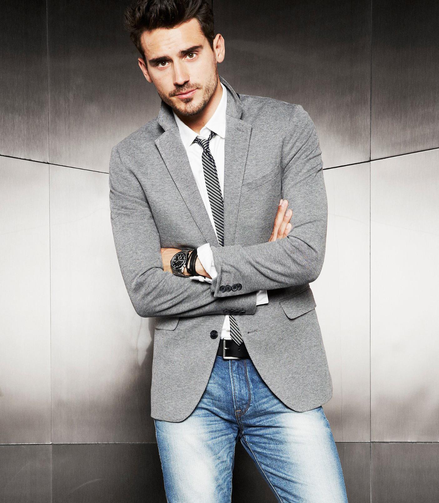 men casual business photo - 1