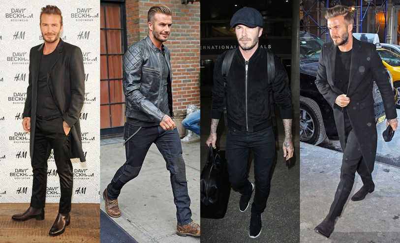 men casual dress photo - 1