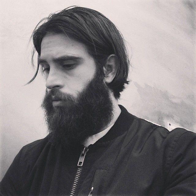 mens beard style photo - 1