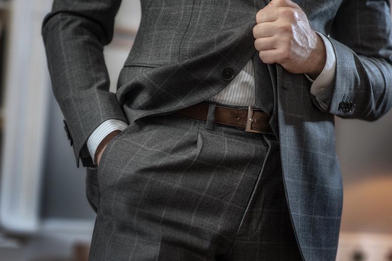 mens belt style photo - 1