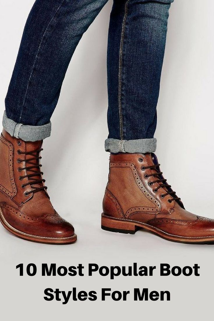 mens boots in style photo - 1