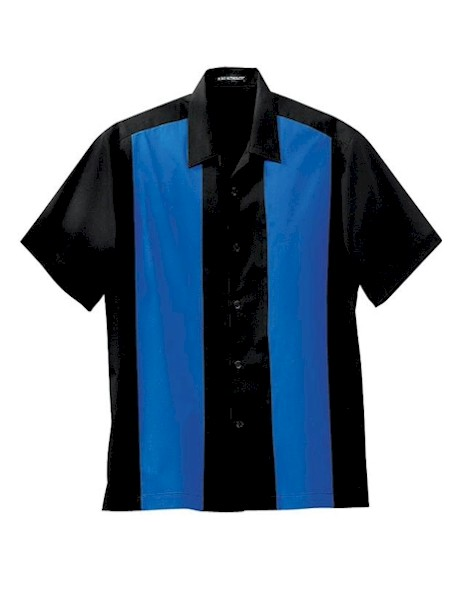 mens bowling style shirts photo - 1