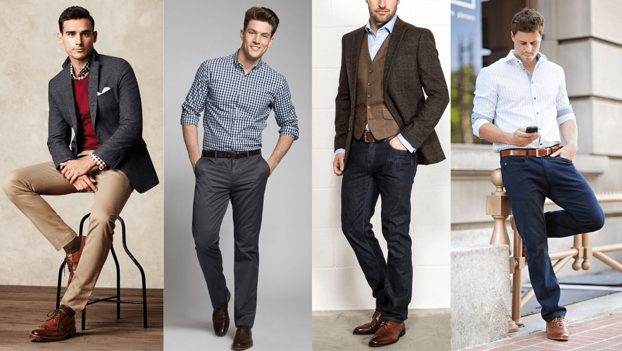 mens business casual 2018 photo - 1