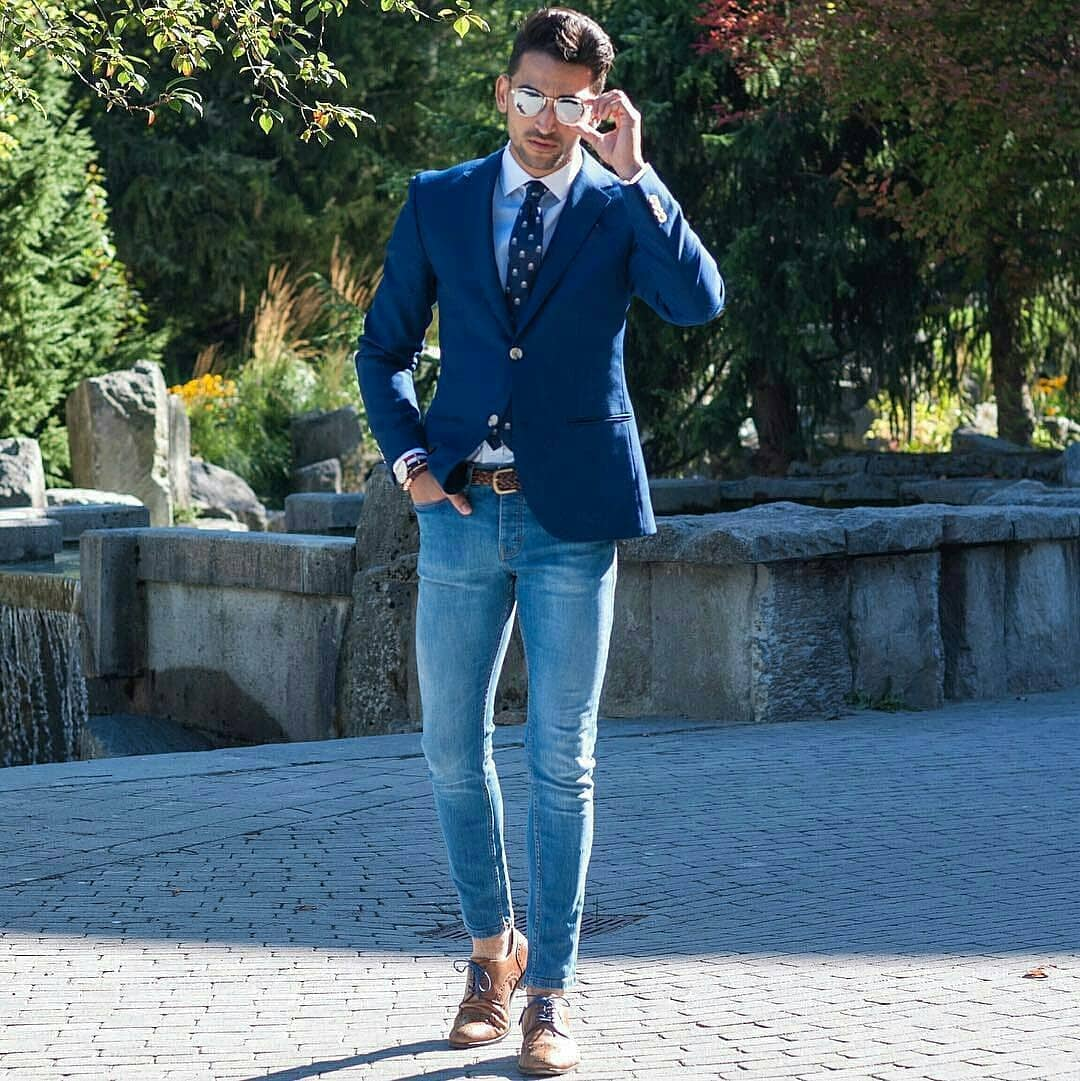 mens business casual outfit photo - 1