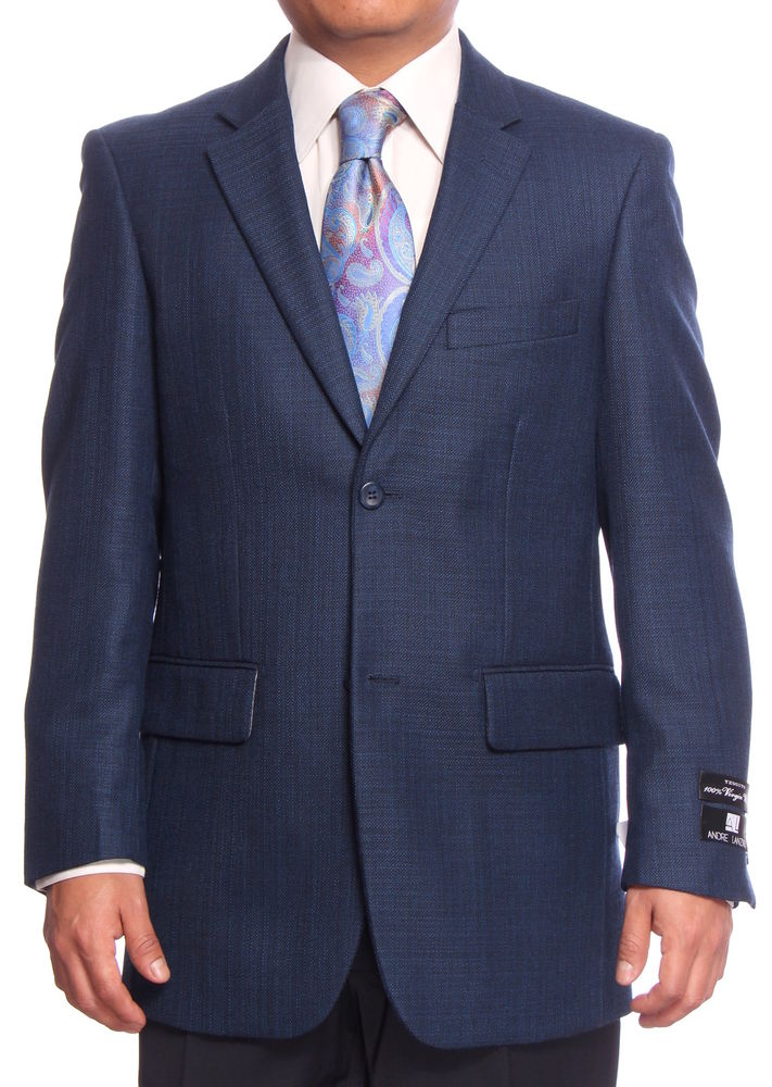 mens business casual sport coats photo - 1
