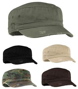 mens cadet style hats photo - 1