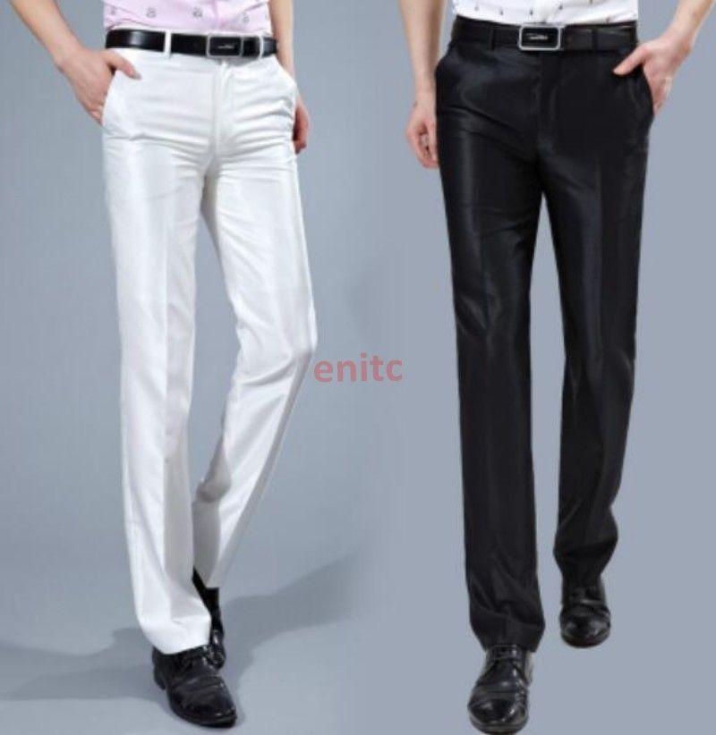 mens casual dress pants photo - 1