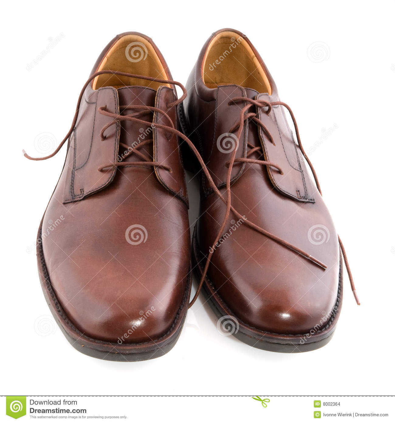 mens casual dress shoes brown photo - 1