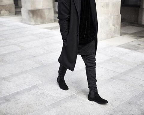 mens chelsea boots style photo - 1