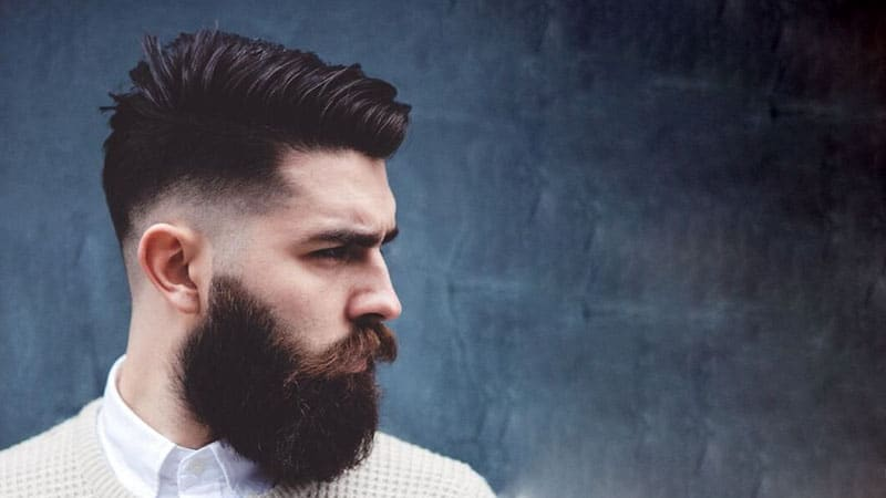 mens comb over style photo - 1