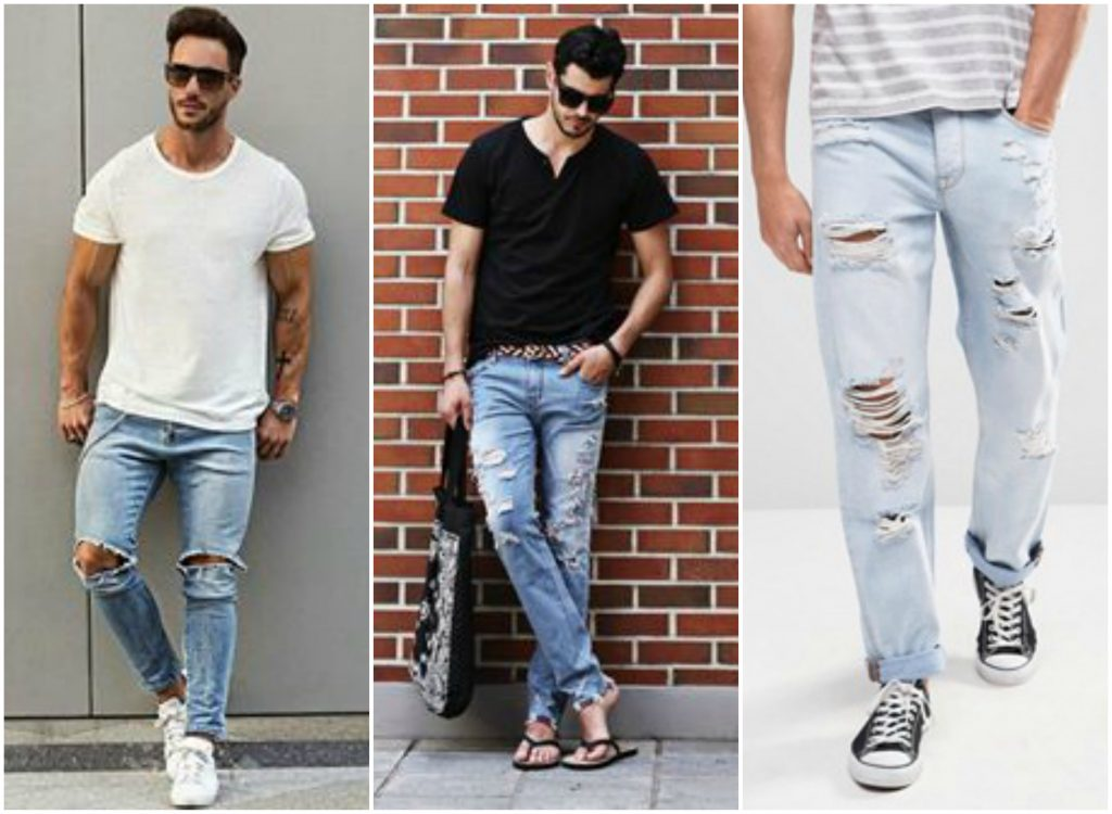 mens dress jeans style photo - 1