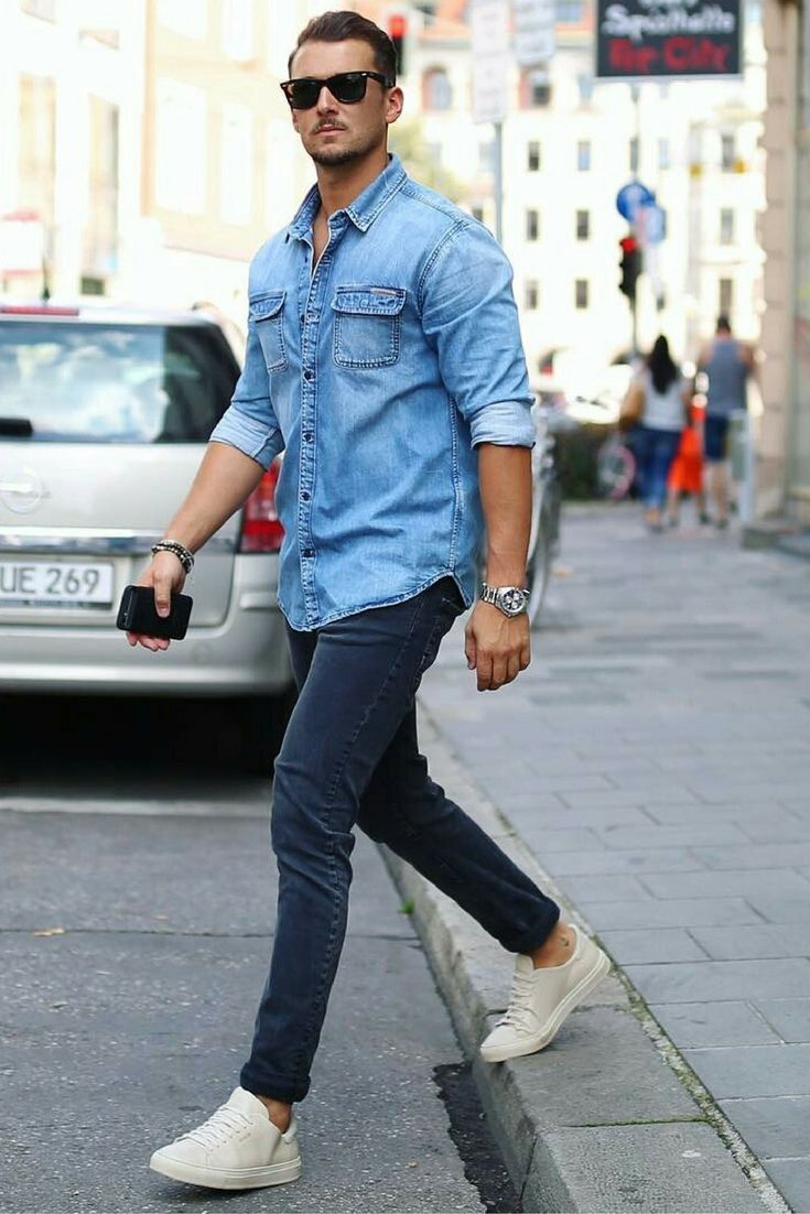 mens fashion style photo - 1