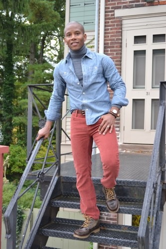 mens flannel style photo - 1