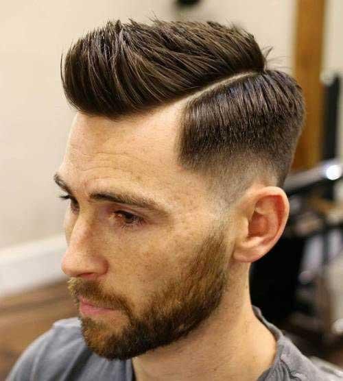 mens hair cut style photo - 1