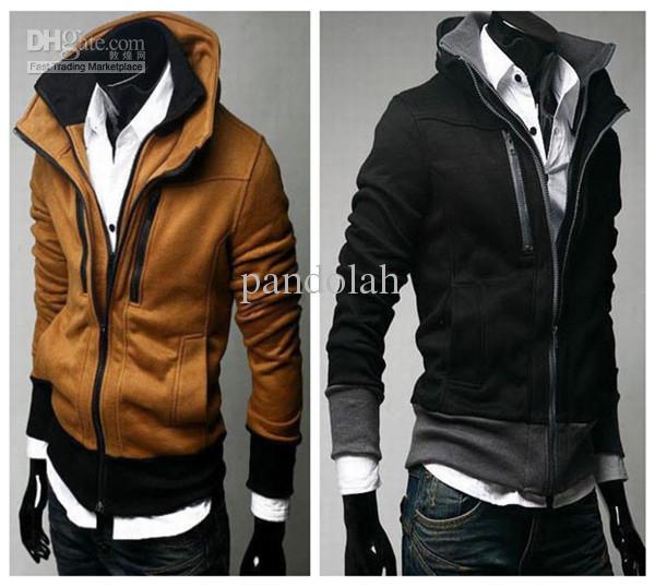 mens hoodie style photo - 1