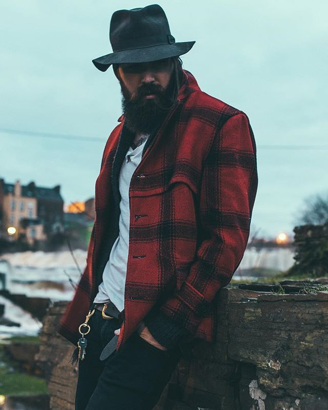mens lumberjack style photo - 1