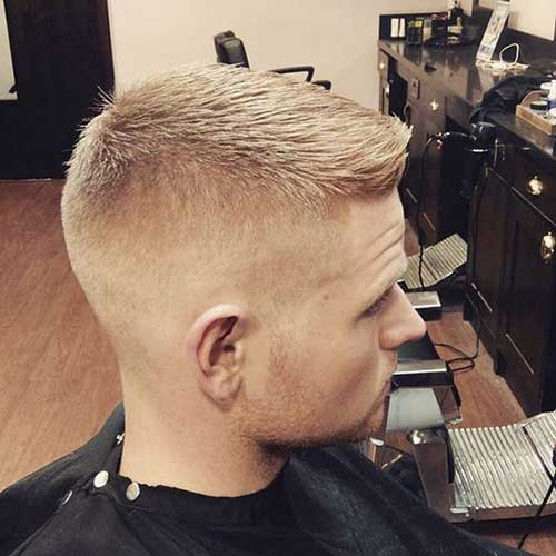 mens military style haircuts photo - 1