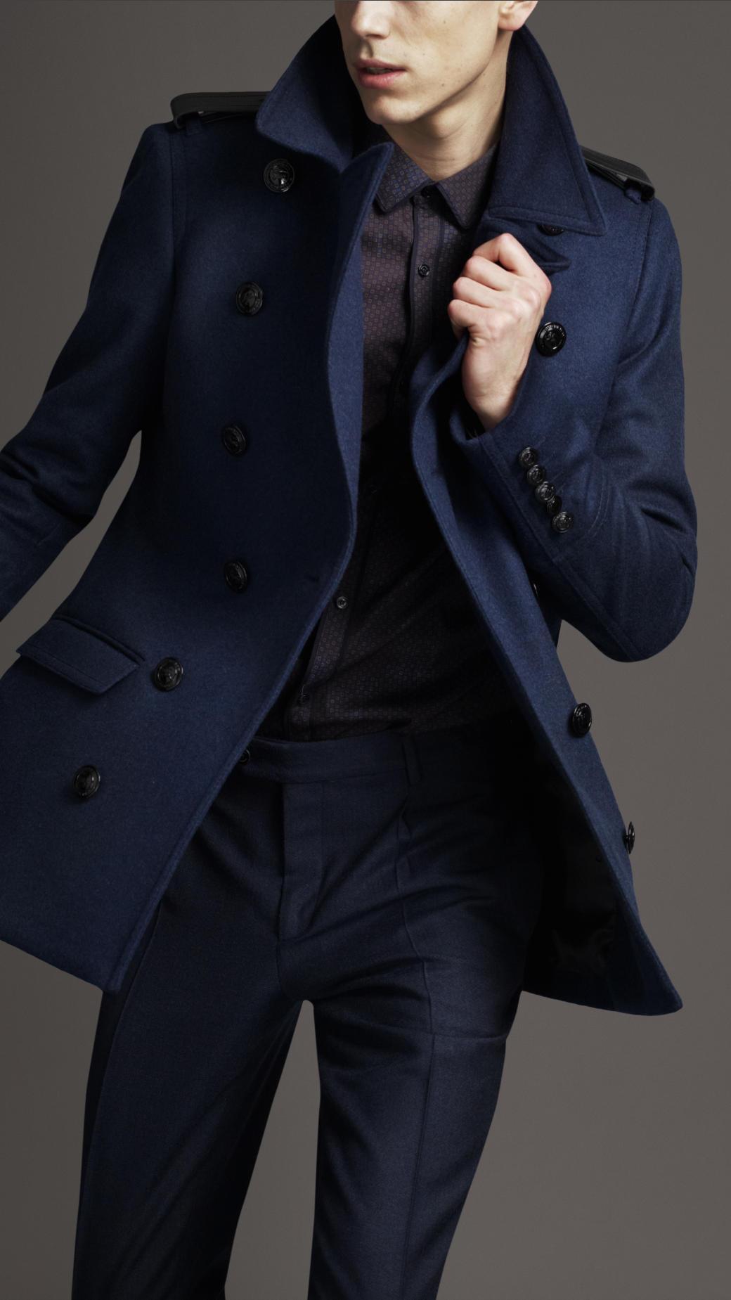 mens military style winter coats photo - 1