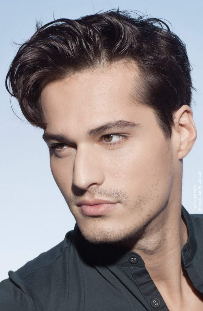 mens mousse hair style photo - 1