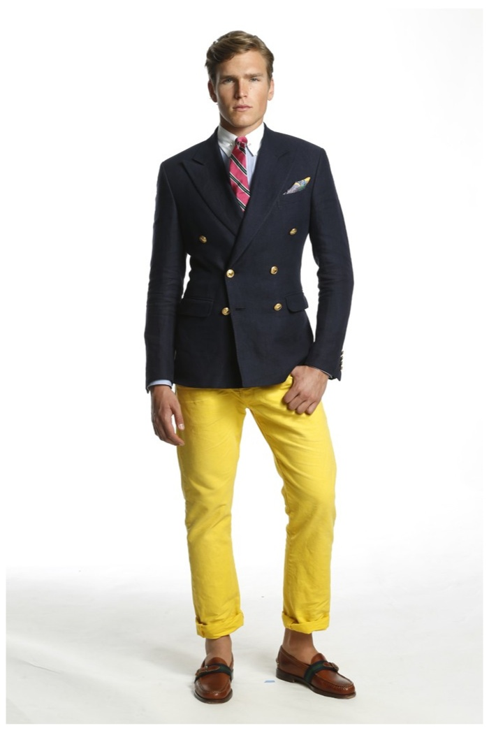 mens preppy style photo - 1