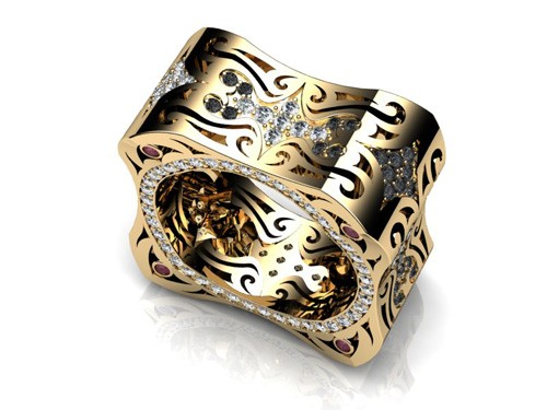 mens rings style photo - 1