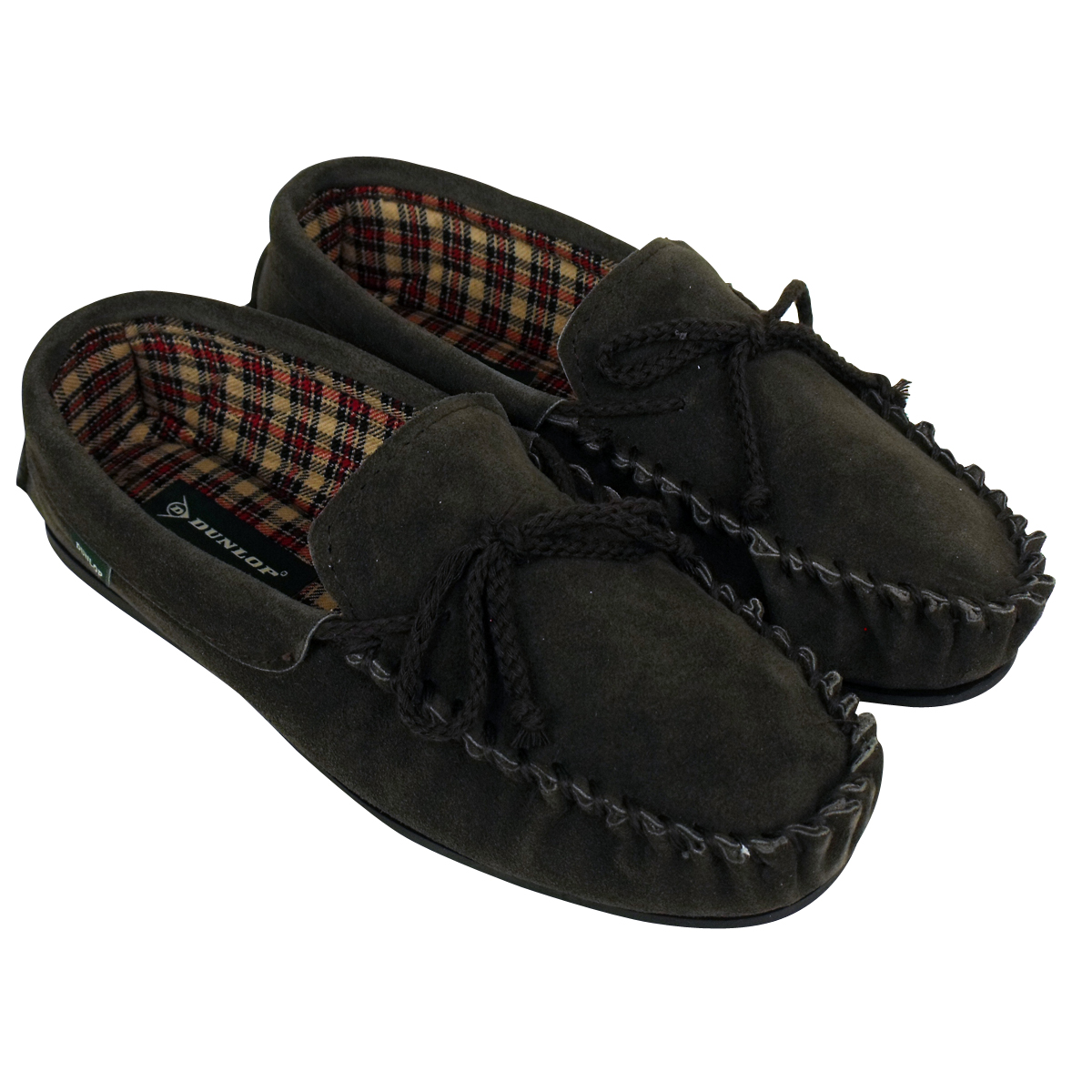 mens slippers moccasin style photo - 1