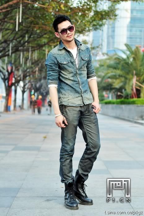 mens street style photo - 1
