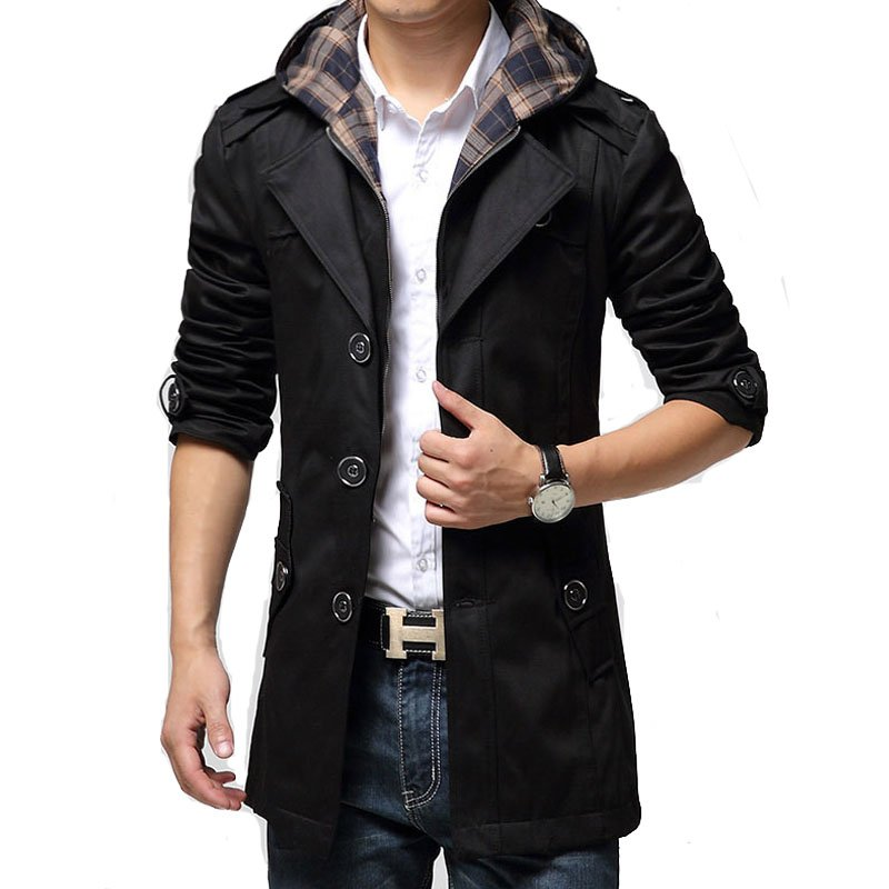 mens style coats photo - 1