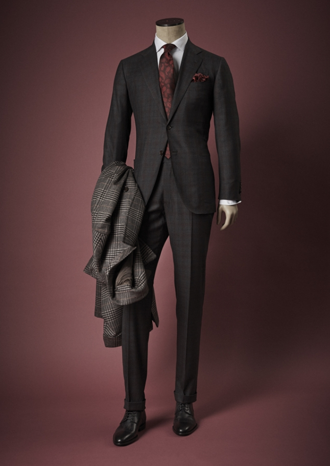 mens style suits photo - 1