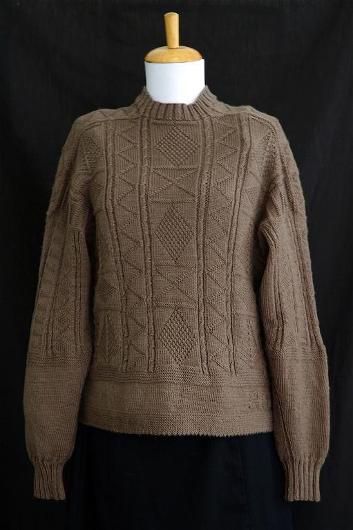 mens style sweater photo - 1