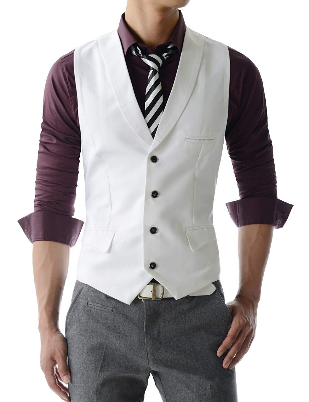 mens style vest photo - 1