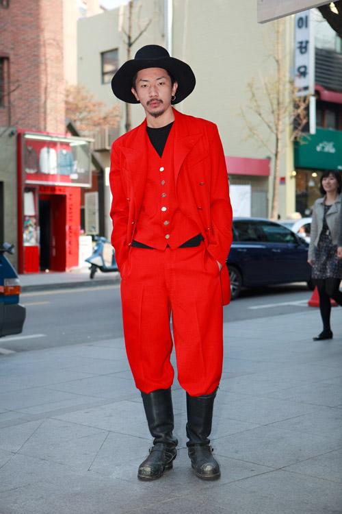 mens suit style photo - 1