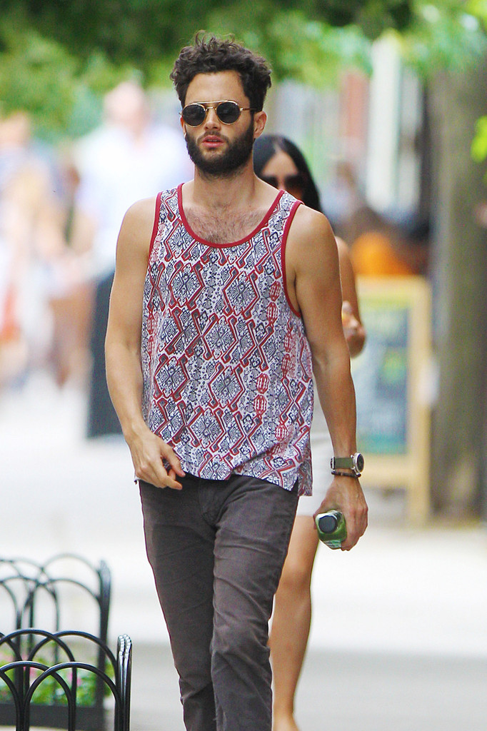 mens tank tops style photo - 1