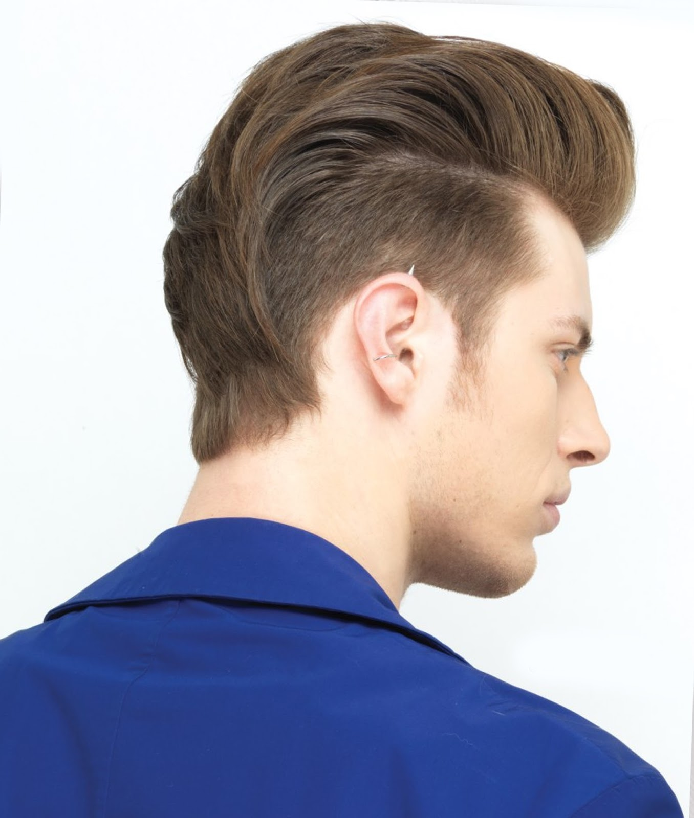mens undercut style photo - 1