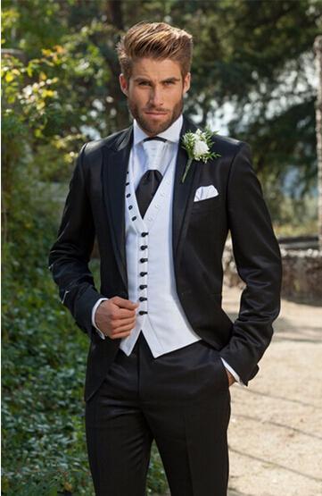 mens wedding style photo - 1