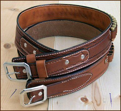 mens western style belts photo - 1