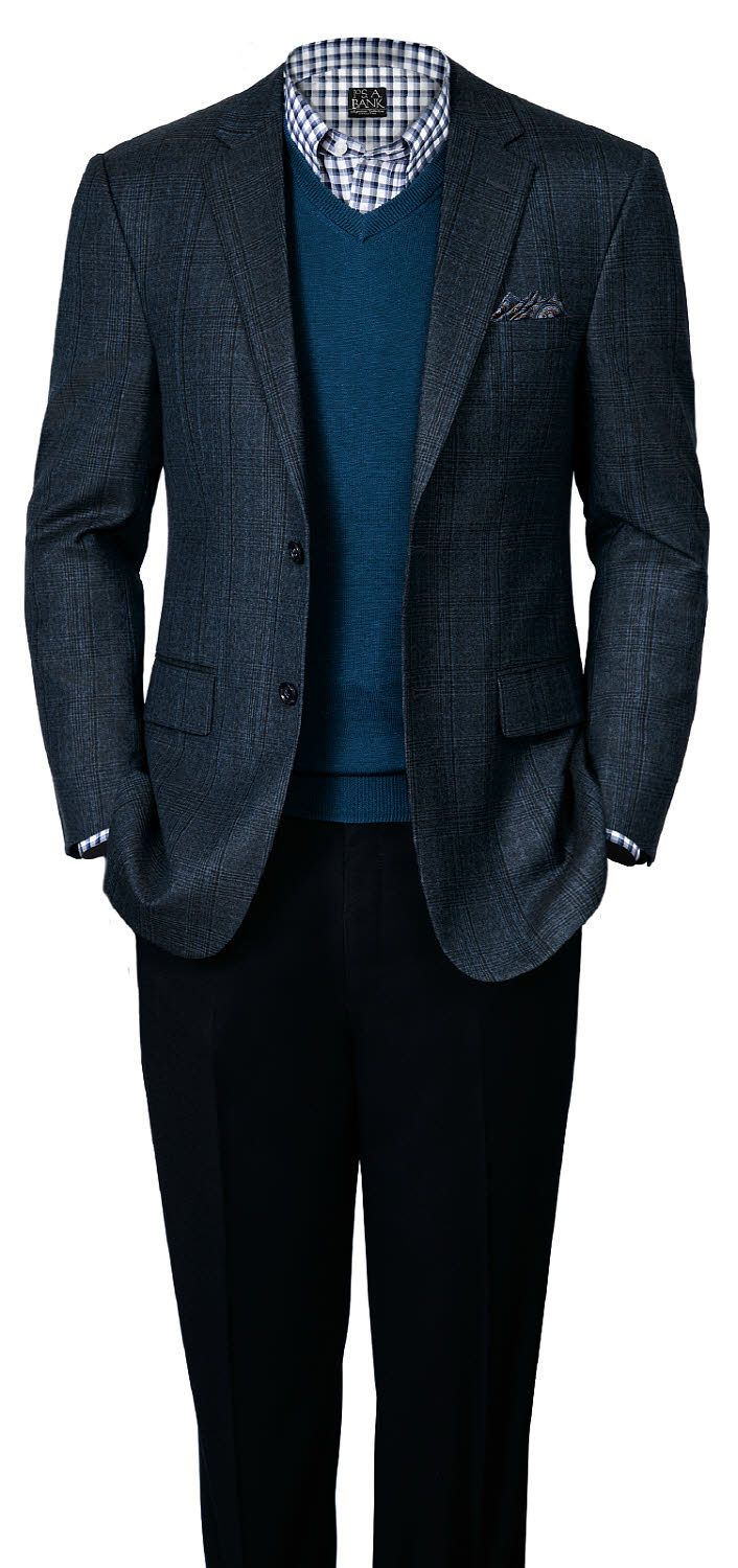 mens winter business casual photo - 1
