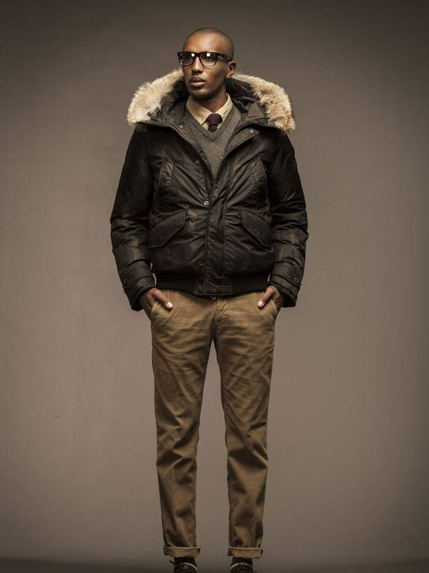 mens winter jacket style photo - 1