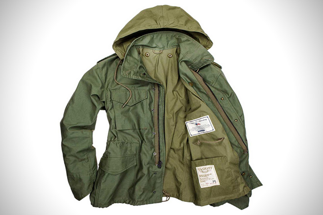 military style coats mens photo - 1