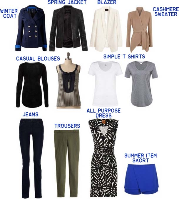 minimalist business casual wardrobe photo - 1