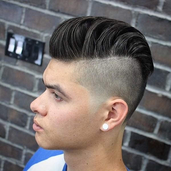 new style mens haircut photo - 1