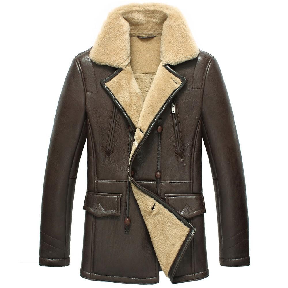 pea coat mens style photo - 1