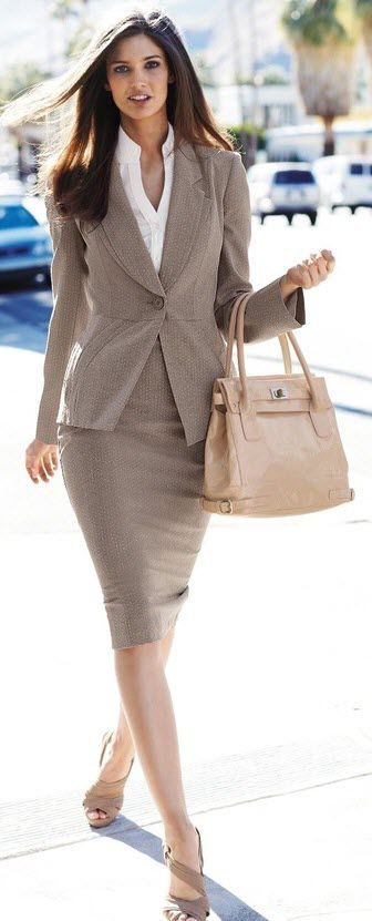 plus size business casual outfits photo - 1