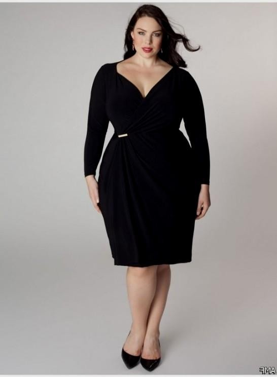 plus size business casual wear photo - 1