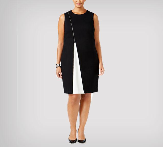 plus size dresses macys photo - 1