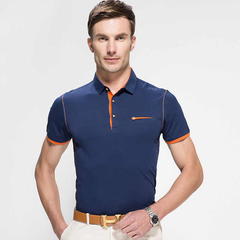 polo shirts business casual photo - 1