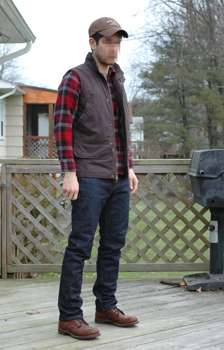 red wing iron ranger business casual photo - 1