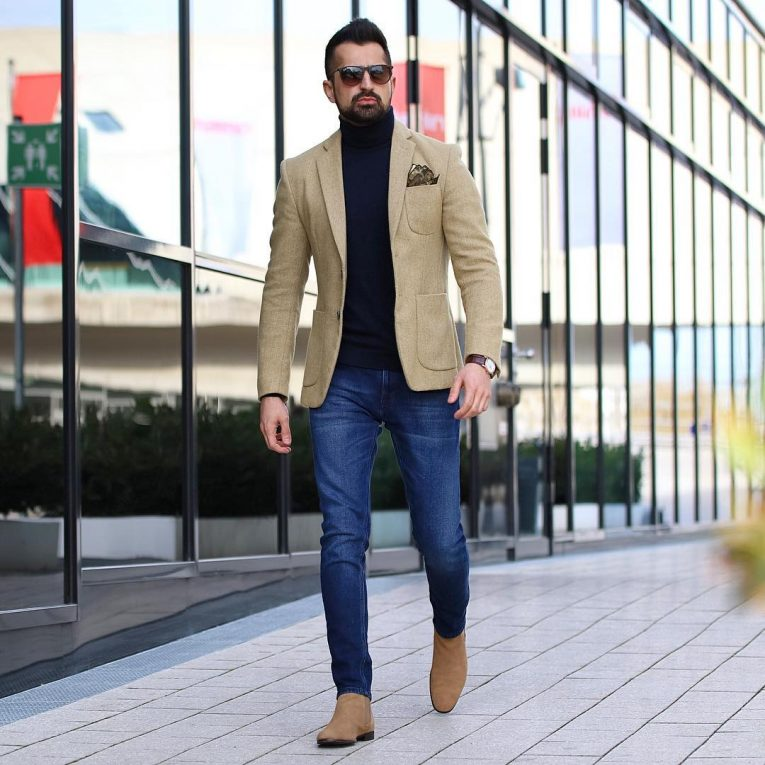 rugged business casual photo - 1